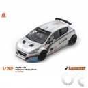 Peugeot 208 T16 Rallye Cup Edition (Silver)